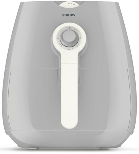 Philips Heißluftfritteuse HD 9219//10 Airfryer Daily hellgrau inklusive Grillrost