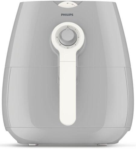 Philips Heißluftfritteuse HD 9219//10 Airfryer Daily hellgrau inklusive Grillrost