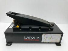 Larzep Z14007m Pneumatic Air Hydraulic Foot Pump 700 Bar 10000 Psi
