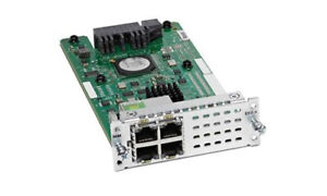 NIM-ES2-4-Cisco-4-port-Layer-2-GE-Switch-Network-Interface-Module
