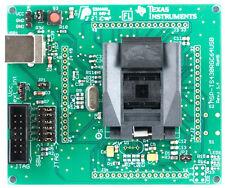 Ti Msp430 Target Board Msp Ts430rgc64usb Zif Includes Two M430f5528 Ic