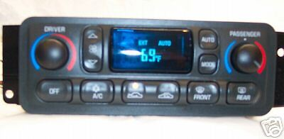 97-98-99-00 CORVETTE DIGITAL CLIMATE CONTROL REPAIR SER