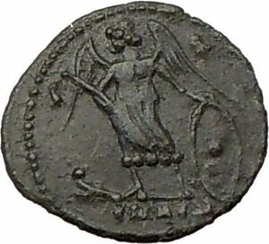 CONSTANTINE-I-the-Great-founs-CONSTANTINOPLE-Ancient-Roman-Coin-i22203
