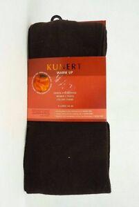 Kunert-Strumpfhose-Warm-Up-X-Large-44-46-dunkelbraun-darkbrown-7140