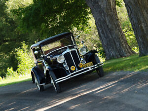 """1931 Chrysler """"CM6"""" Rumble Seat Coupe"""