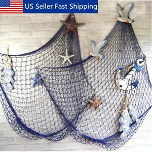 Mediterranean-Decorative-Nautical-Fishing-Net-Beach-Party-Decor-Hangings-Nets