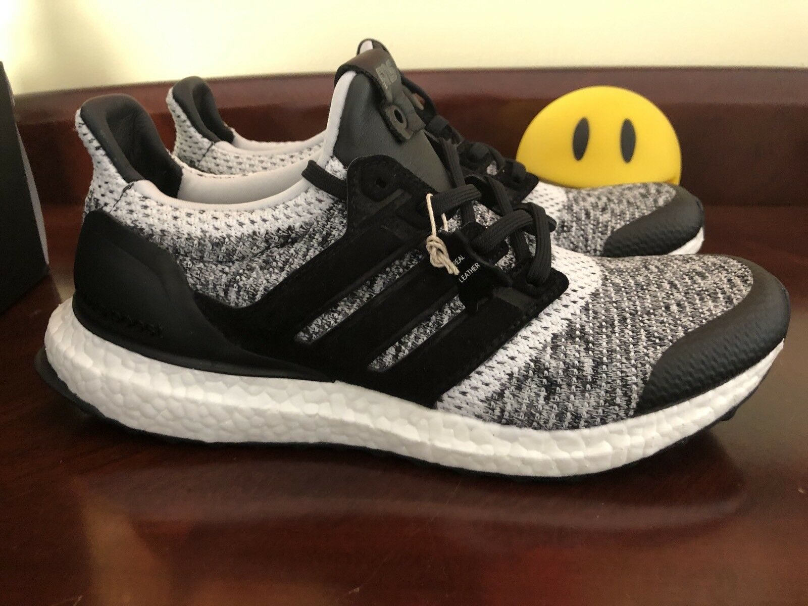 Adidas UltraBoost SNS x Social Status Black Consortium SZ 7 Style BY2911