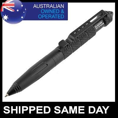 Self Defence Tactial Aviation Grade Pen Glass Breaker DNA Sample Survival Gear