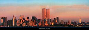 Koji YAMASHITA NEW YORK PANORAMA poster stampa d\'arte immagine ...