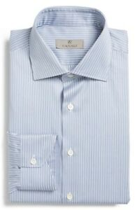 NWT-Canali-Regular-Fit-Stripe-Dress-Shirt-295-NWT-XL-16-5