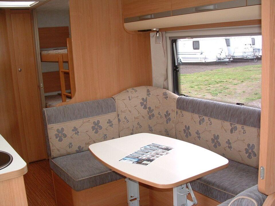 Adria Adora 563 PT, 2009, kg egenvægt 1200