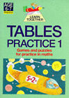Tables Practice: Bk.1: Games and Puzzles by Richard Dawson (Paperback, 1991)