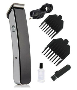 Nova Professional Rechargeable Hair Trimmer for Men NS 216 New Model