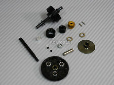 Axial SCX10 Jeep Honcho Deadbolt All Metal GEARS For OEM Gear Box Transmission
