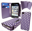 Leather-Wallet-Flip-Cover-Magnetic-Detachable-Hard-Case-2-in-1-Printed-Polka-Dot thumbnail 23