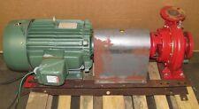 Bell Amp Gossett 1510 2 12 Bb 3 X 2 12 P42541 25 Hp 230460 Centrifugal Pump