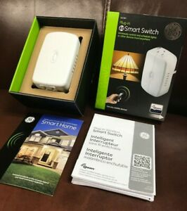 Details About Ge Z Wave Plug In Smart Switch Wireless Lighting Control 12719 Zw4101 New