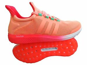 Adidas-CC-Sonic-W-DAMES-course-a-pied-pour-running-chaussure-baskets-orange-37