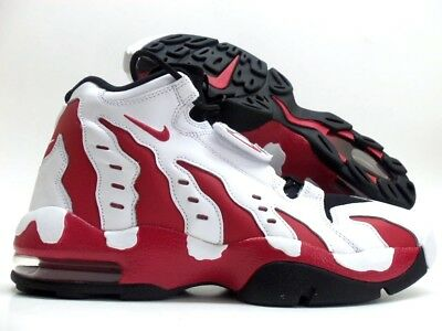Nike Air DT Max '96 in White, Red & Black | HYPEBEAST