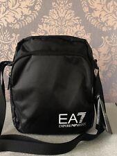 Emporio ARMANI Ea7 Man Bag Ea7 s Train Prime Metallic Logo Pouch Bag ... 025e854160d9a