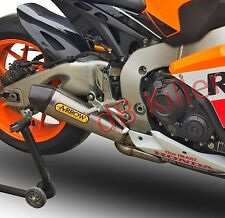 SILENCIEUX ARROW X-KONE HONDA CBR 1000 RR 2014/15/16 - 71606MI+71818XKI