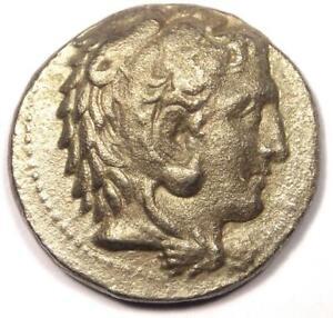 Ancient-Philip-III-AR-Tetradrachm-Coin-323-317-BC-AU-Details