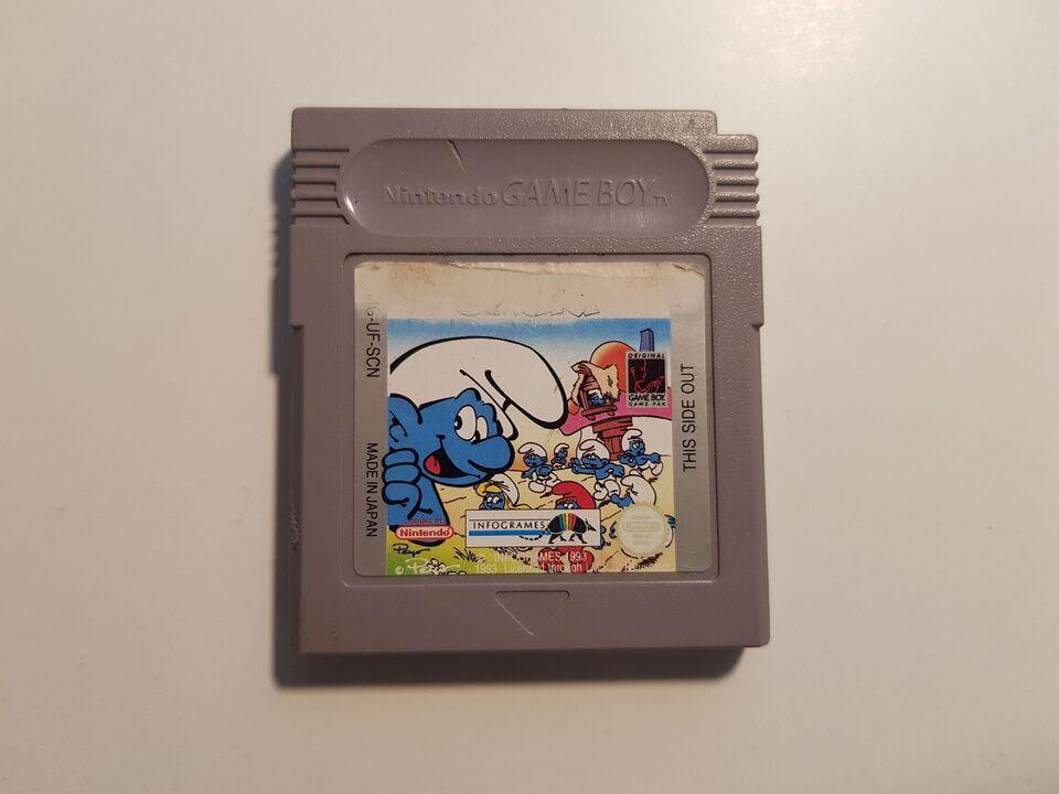 Smurf, Gameboy