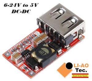 6-24-V-24-V-12-V-pour-USB-5-V-Step-Down-Module-DC-DC-Convertisseur
