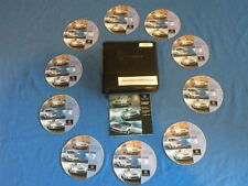 Mercedes C-Class W203 D-COMAND GPS Navigation CD Disc Set # 0154 Map Rel © 2004