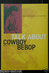 JAPAN-Cowboy-Bebop-Talk-About-OOP-2001-Japan-book