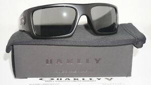 cd942ad0d36 Image is loading Oakley-Sunglasses-GASCAN-SI-Military-Matte-Black-Grey-