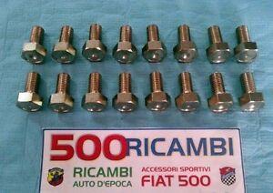 NR.16 BULLONI CONICI FISSAGGIO RUOTA FIAT 500 R