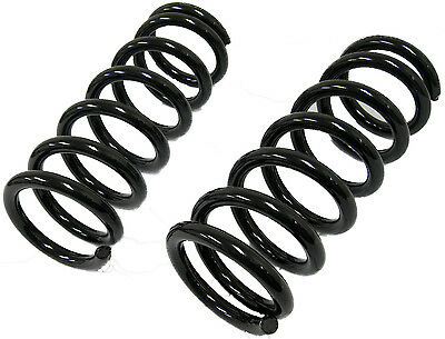 """Chevy GMC 1//2 Ton Truck 2WD Suburban 1 Inch Front Lowering Coil Springs 1/"""" Drop"""