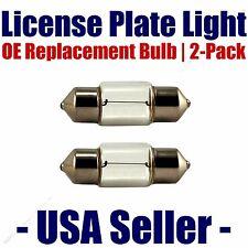 License Light Bulb-Base Rear Eiko 6418-BP