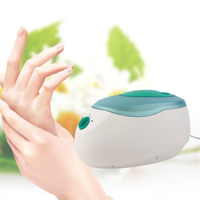 Paraffin Therapy Bath Wax Pot Warmer Salon Spa 200W 2 Level Control Machine  JN