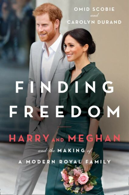 Finding Freedom Harry and Meghan & the Making of a Modern Royal Family Hardback