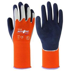 1-Paar-TOWA-ActivGrip-XA325-Handschuhe-Arbeitshandschuhe-Montagehandschuhe