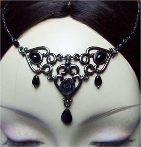 100% QualitäT ^v^stirnschmuck*wunschfarbe*arwen*larp*circlet*medieval*tiara*keltisch*gothic^v^