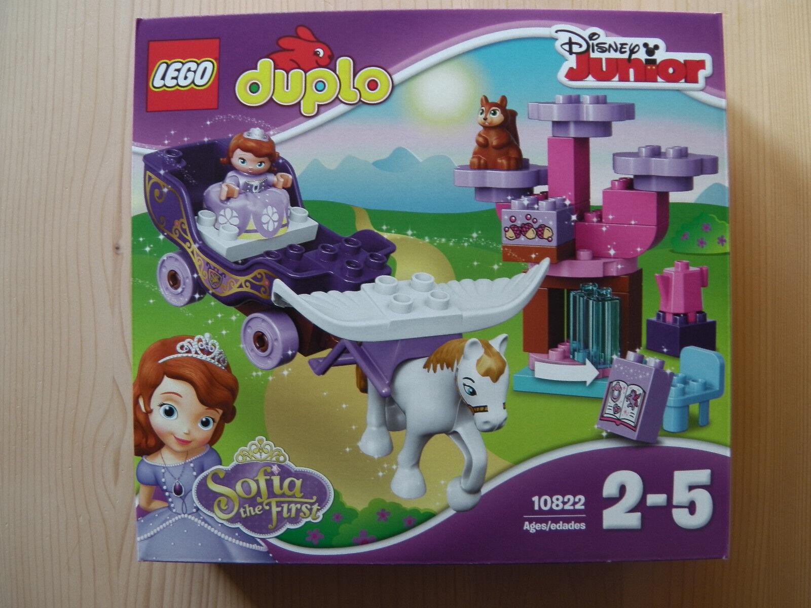 LEGO® Duplo® (10822) Sofias Magische Kutsche inkl Versand Neu & Ovp