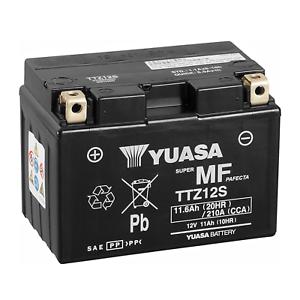 Batteria-sigillata-Yuasa-TTZ12S-12-V-11-Ah-Honda-SH-300-I-2007-2019