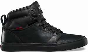 NEW VANS OTW COLLECTION ALOMAR BOMBER BLACK SHOES MENS SZ 7 SKATE ... 303ac5b4e26