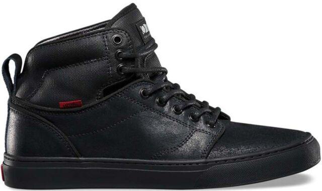 17971bc0a9aa5 VANS OTW Collection Alomar Bomber Black Shoes Mens Sz 7 Skate for ...