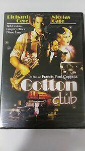 COTTON-CLUB-DVD-RICHARD-GERE-NICOLAS-CAGE-FRANCIS-FORD-COPPOLA-Nueva