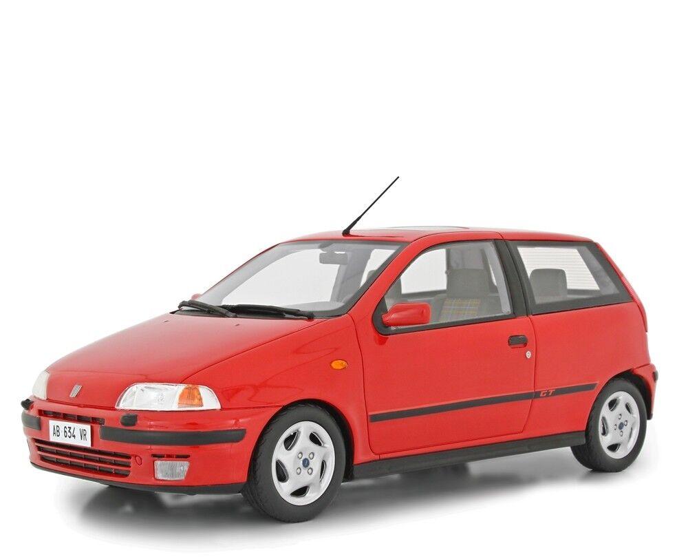 Laudoracing-models fiat punto gt 1400 1 ° serie 1993 18 lm113b