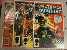 Very Good Issues between 51 /& 123 Marvel Power Man and Iron Fist