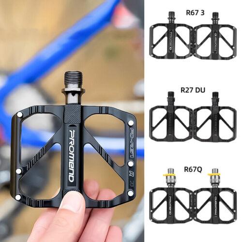 3 Roulement Marchepied Vtt Pédales Vélo MTB Pédales Plat Plateforme Du
