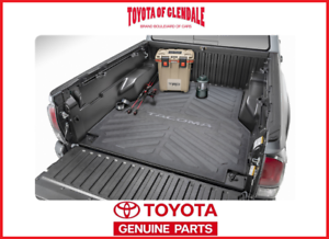 2005 2021 toyota tacoma bed mat 5ft short bed only genuine oem pt580 35050 sb ebay details about 2005 2021 toyota tacoma bed mat 5ft short bed only genuine oem pt580 35050 sb