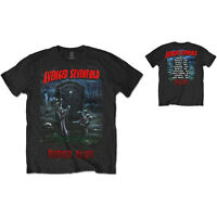 AVENGED SEVENFOLD Nightmare Tour 2012 T-shirt 2-Sided (S to XXL) NEW OFFICIAL