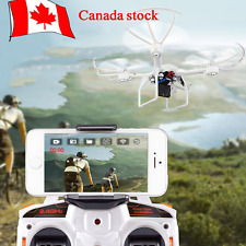 MJX X101 FPV Drones Quadcopter 2.4G 6-Axis RC Helicopter C4018 720P HD Camera