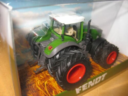 Wiking 1:87 Fendt 1050 zwillingbereift werbemodell agritechnica 2017 OVP